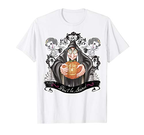 Disney Snow White Evil Queen Don't Be Scared Graphic T-Shirt ()
