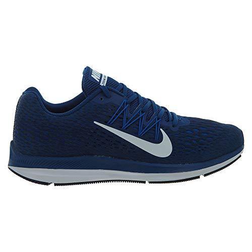 obsidian 5 Nike gym hyper Uomo Scarpe white Winflo Laufschuhe Herren 400 Zoom Running Blu Blue qnwA7T