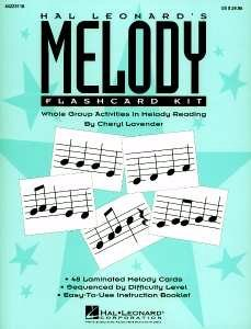 Hal Leonard Melody Flashcard Kit by Hal Leonard