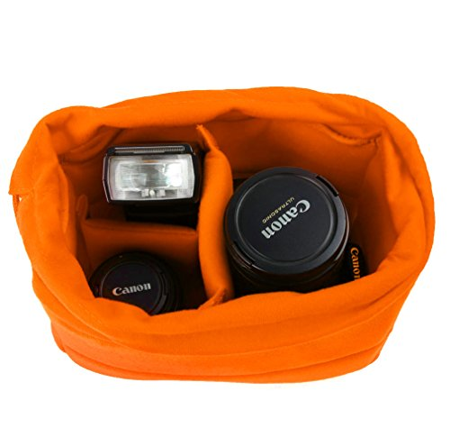 Koolertron Shockproof Camera Bag Partition