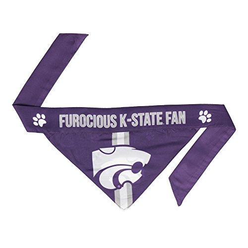 NCAA Kansas State Wildcats Pet Bandanna, ()