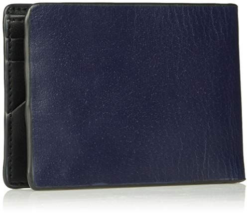 high fashion classic fit great discount Calvin Klein Men's Slimfold Wallet with Embossed Logo, dark navy One Size |  bidorbuy.co.za