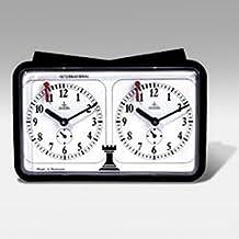 Sunnywood 3246B Plastic Mechanical Chess Clock by Sunnywood Inc