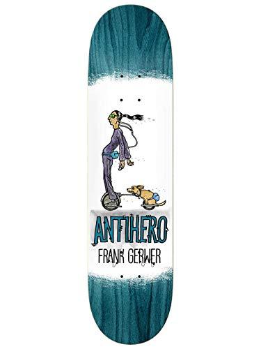 (Anti Hero Skateboard Deck Gerwer Electric Luxuries 8.25