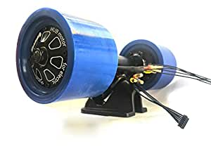 Amazon.com : Nucbot DIY electric skateboard Dual hub motor kit N6364 super power 18002Watt outer