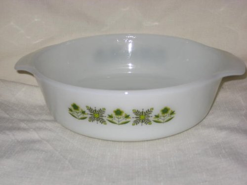 Anchor Hocking Fire King Green (Vintage Anchor Hocking Fire King