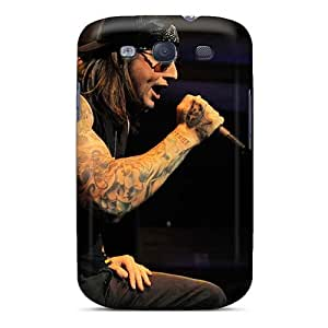 CristinaKlengenberg Samsung Galaxy S3 Great Hard Phone Case Custom Attractive Avenged Sevenfold Pictures [IZF2784PxXC]