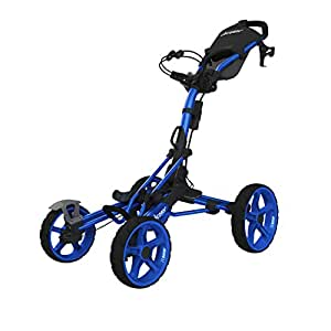 Clicgear Model 8.0 Golf Push Cart - Blue