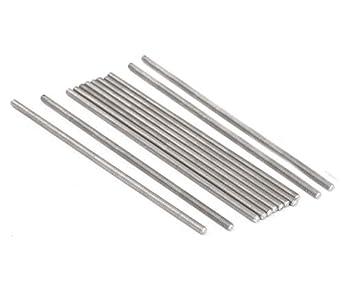 Amazon.com: YXQ M4 x 3.937 in 304 varilla de acero ...