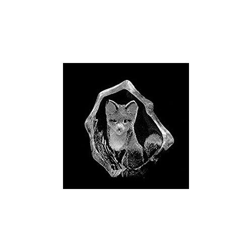 Mats Jonasson Baby Fox Crystal MAT88132
