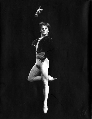 mikhail baryshnikov spectacle paris