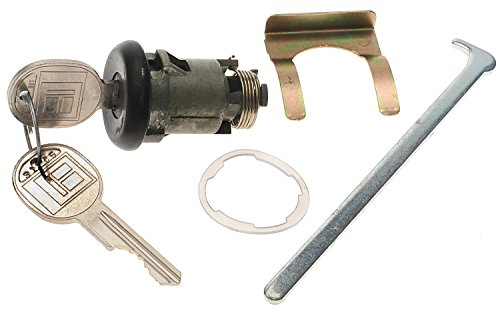 ACDelco D1455F Professional Trunk Lock with Key (Firebird Trunk Lock)