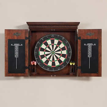 American Heritage Deluxe Dartboard by American Heritage