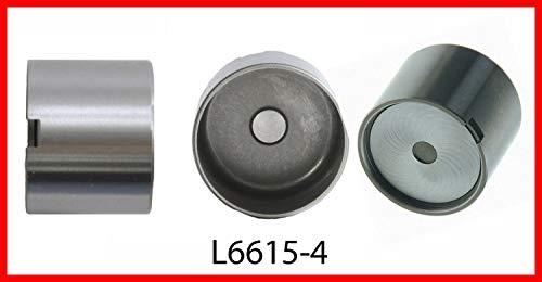 Enginetech L6615-4 Lifter (4) Toy GM LEX 4AFE 7AFE 3SFE 5SFE 5VZFE