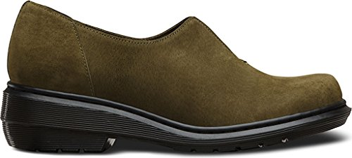 Martens Scarpa Green Verde Donna without Dr Woman Annalina Shoe D4616 Box 4IYxaddq