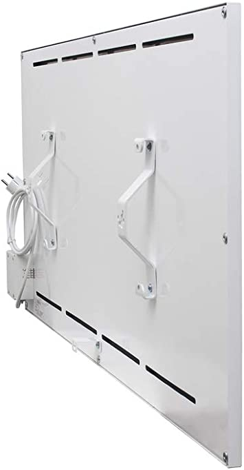 Infrarotheizung mit Thermostat 950Watt f/ür jeden Raum ENSA P900T Premiumheizung