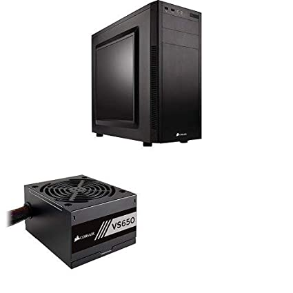 Amazon com: Corsair Carbide Series 100R Mid Tower Case and