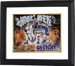 Cal Ripken Jr. Autographed Signed Ironman 16x20 Custom Deluxe Framed- MLB - Certified Authentic (Baltimore Orioles Ironman Framed)