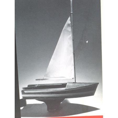 Sailboat Wooden Model Kit by Dumas