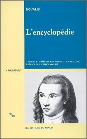 Téléchargement L'encyclopédie epub, pdf