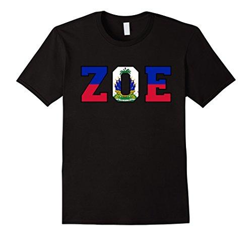 Haitian Zoe pride haitian flag product image