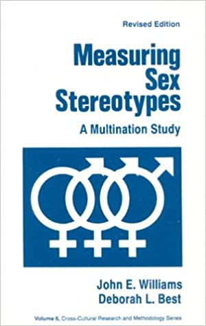 What are stereotypes about sex