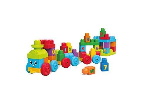Mega Bloks 1-2-3 Learning Train (Mega Train)