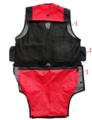 pesca Giacca Green Unisex Vest Jacket da Alizeal 5wxqPxgHv