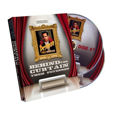 Thom Peterson Behind the Curtain (2 DVD set) ()