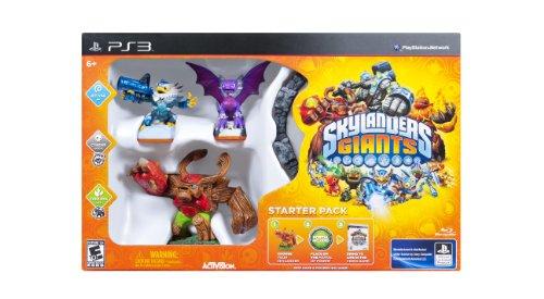 Skylanders Giants Starter Pack - Playstation 3