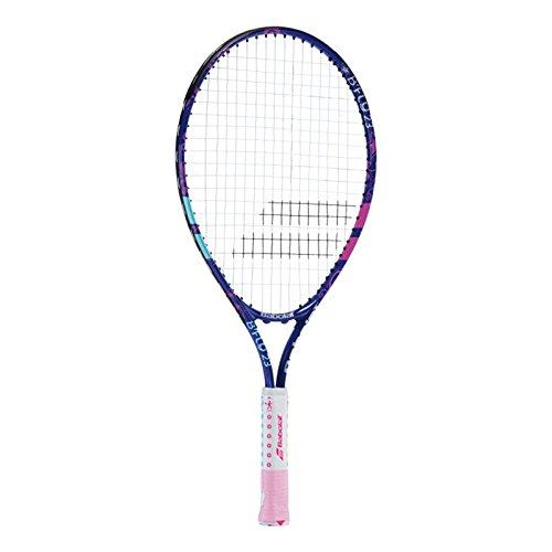 Babolat 2017 B Fly 23 Junior Tennis Racquet Violet Rose/Blue