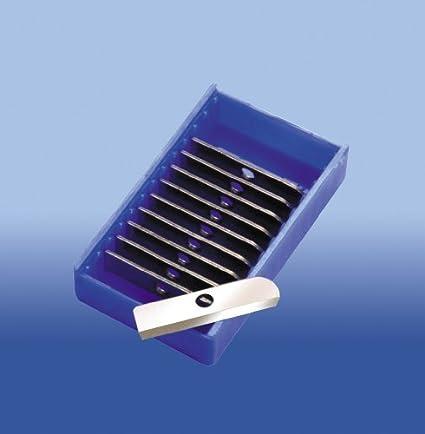 Cuchillas de repuesto para sacapuntas en metal (10/caja): Amazon.es: Oficina y papelería