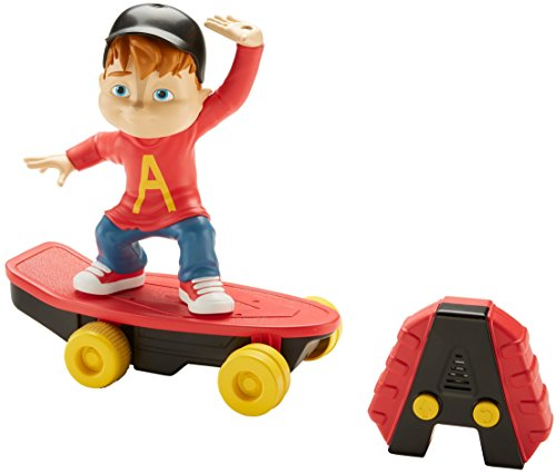 Fisher-Price Alvin & the Chipmunks, R/C Skate Tricks Alvin - Fisher Price Skateboards