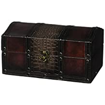 "Hosley® Decorative Storage Box - 9"" Long. Ideal Gift for wedding, study, home, den, dorm, spa, aromatherapy, memories"