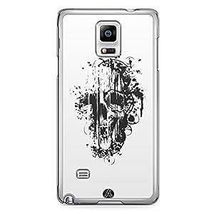 Designer iPhone Samsung Note 4 Tranparent Edge Case - Designer