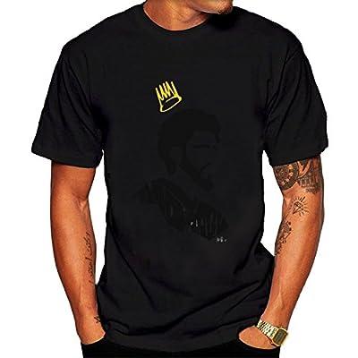 Christopherly Men's J. Cole Tee Shirt