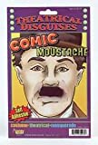 Forum Novelties 23319 Comic Moustache Party Supplies, One Size (Pack of 12)