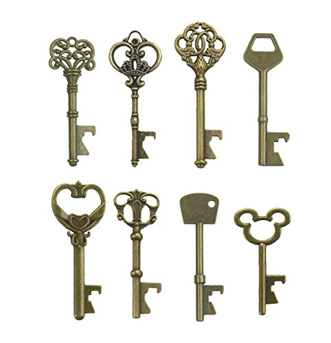 Makhry Assorted Antique Openers Decoration product image