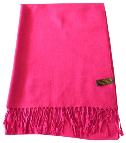 Hot Pink Cashmere - 9