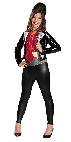 Morris Costumes TEEN BEACH MCKENSIE TWEEN 7-8 (Little Red Riding Hood Halloween Costume Teenager)