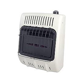 Mr. Heater, Corporation Mr. Heater, 10,000 BTU Vent Free Blue Flame Propane Icehouse Heater, MHVFIH10LPT