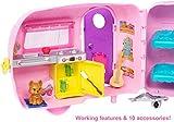 Barbie Club Chelsea Camper Playset with
