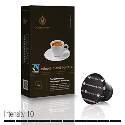 gourmesso-etiopia-blend-forte-10-nespresso-compatible-coffee-capsules-fair-trade