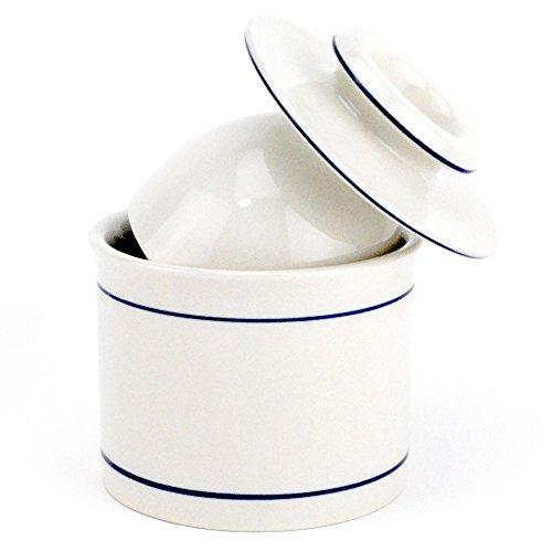 French Butter Keeper,Original Butter Crock Butter Keeper,Lead and Cadmium (Butter Crock Ceramic)