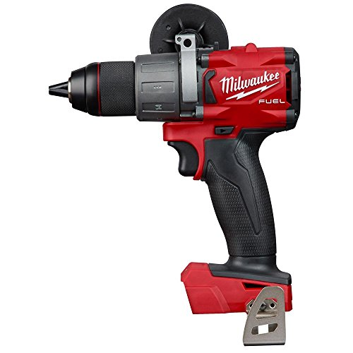 Milwaukee 2803-20 M18 FUEL 1/2″ Drill/Driver (Bare Tool)-Peak Torque = 1,200 in-lbs