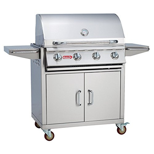 Bull Outlaw BBQ Grill Cart