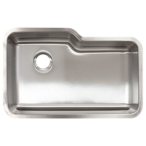 LessCare L108  Undermount Stainless Steel Single Bowl Kitche