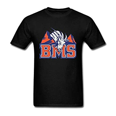 Libling Men's BMS Logo Short Sleeve T-Shirt