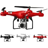 Nacome SH5H RC Drone Toy,2.4GHz 6 Axis Gyro 120 Degree HD Wide Angle Lens Camera Quadcopter- WiFi FPV Live Helicopter