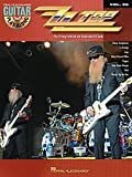 zz top sheet music - Hal Leonard ZZ Top Guitar Play-Along Volume 99 Book/CD
